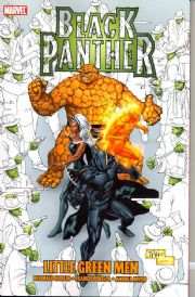 Black Panther Graphic Novels